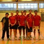 Mannschaft der Saison 2012/2013