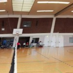 Die volle Halle :)